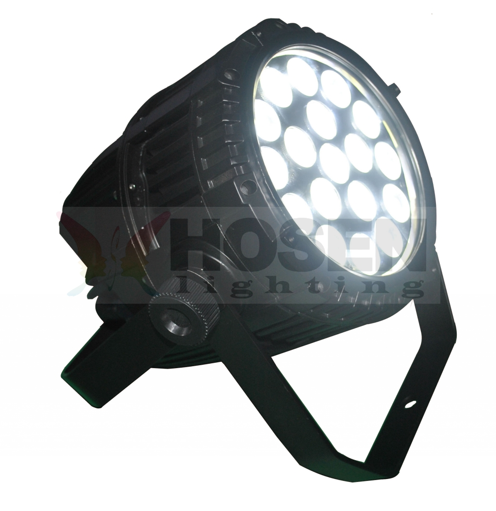 LED Par light 64 18X10W 4IN1 Outdoor HS-P64-1810OUT