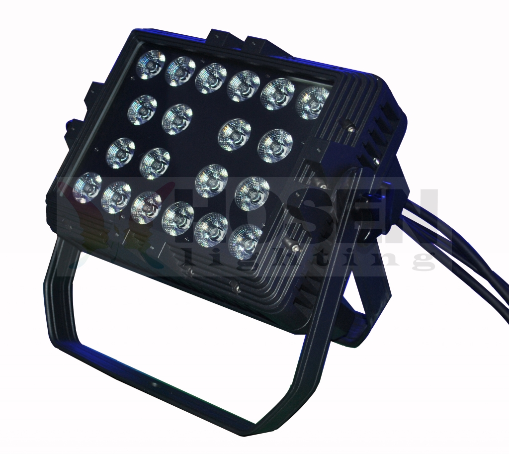 LED city color 20X15W RGBWA 5in1 HS-LW2015
