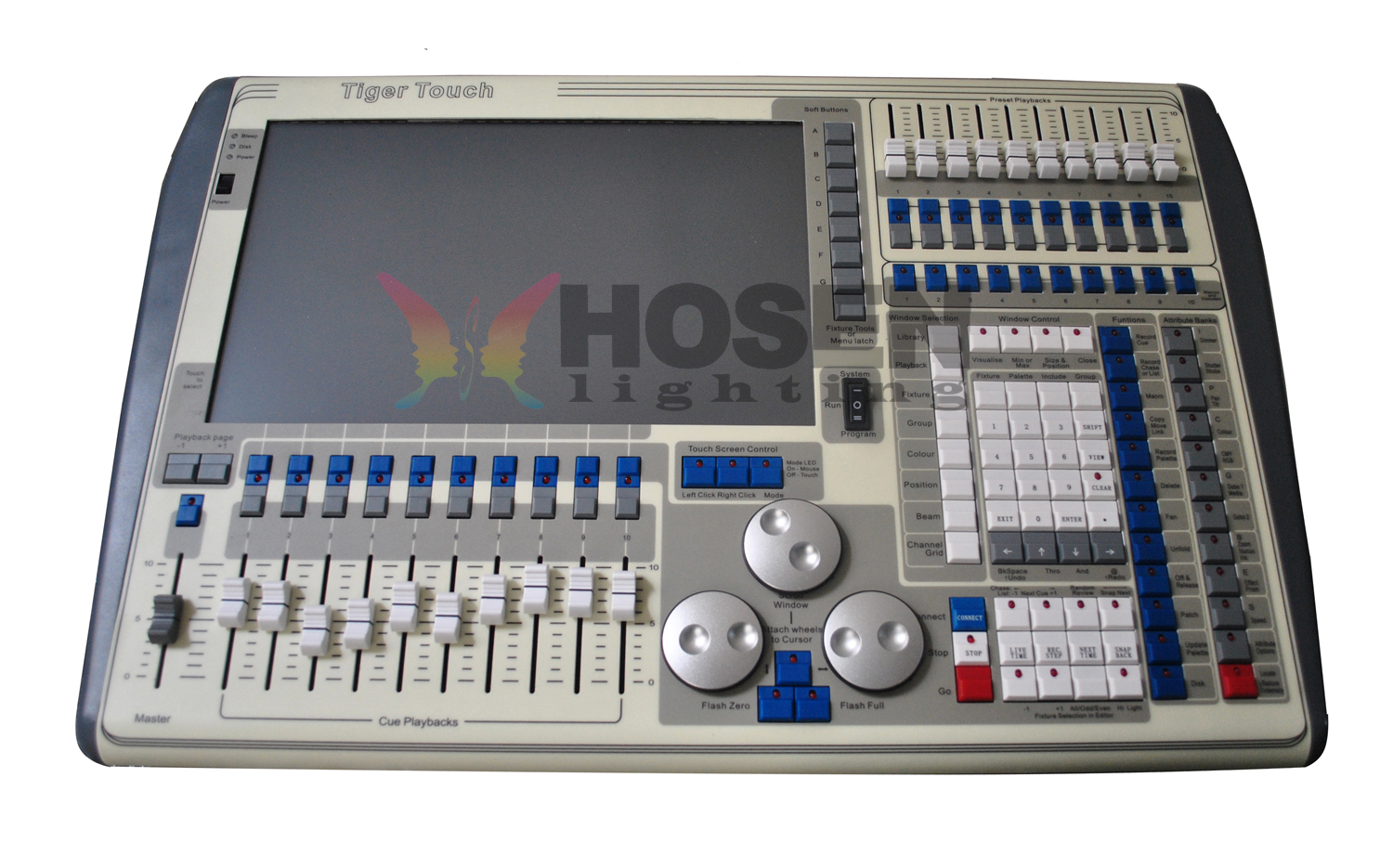 Pearl tiger Touch DMX console HS-CPT21T